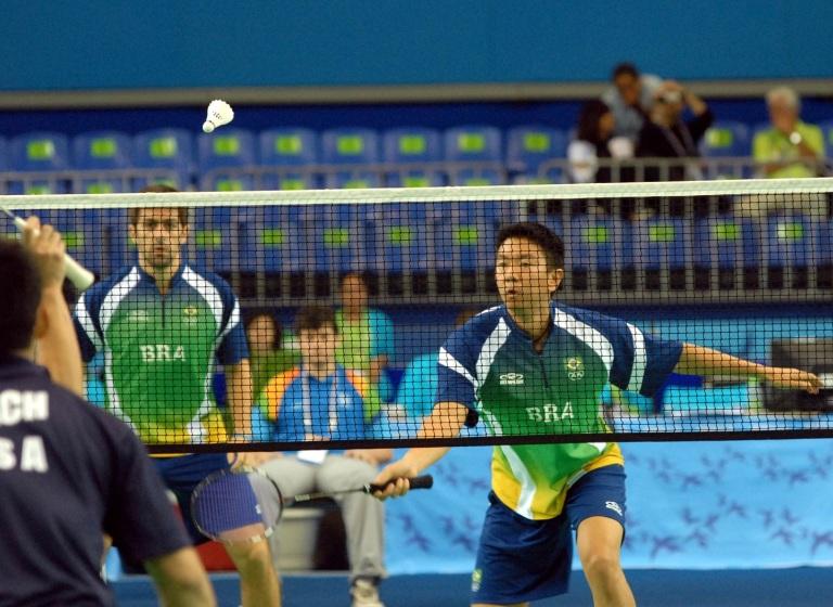 Badminton w ipla