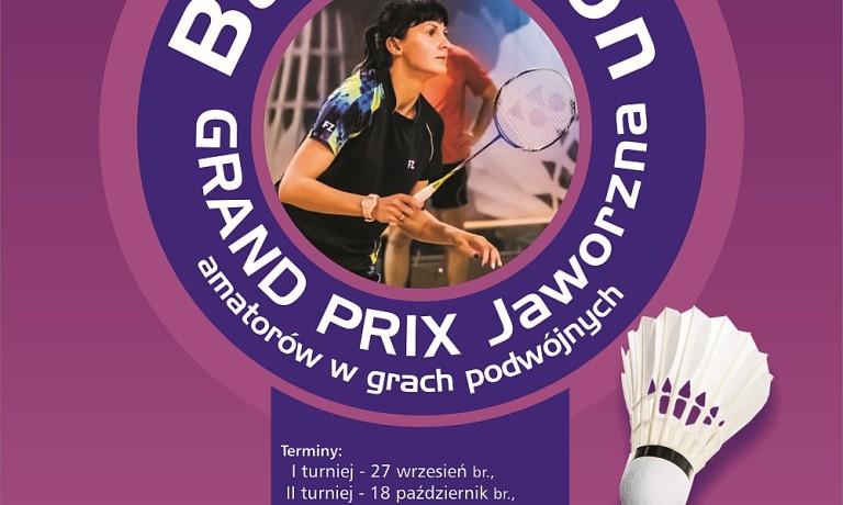 Oficjalny plakat Grand Prix