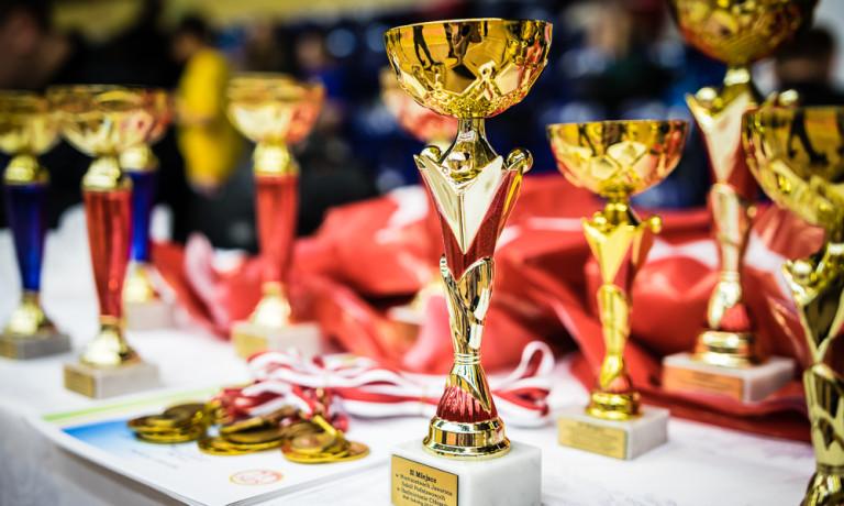 Badmintonowe mistrzostwa jaworznickich szkół