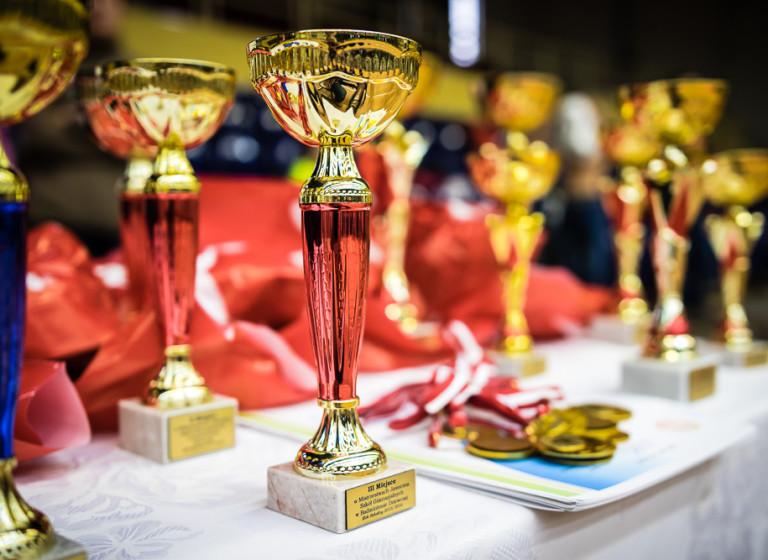 Mistrzostwa Jaworzna Szkół Podstawowych i Gimnazjalnych w Badmintonie 2016