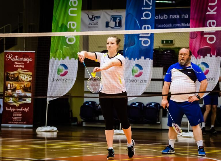 Otwarte Mistrzostwa Jaworzna w badmintonie pracowników oświaty i samorządowców im. Mirosława Ciołczyka