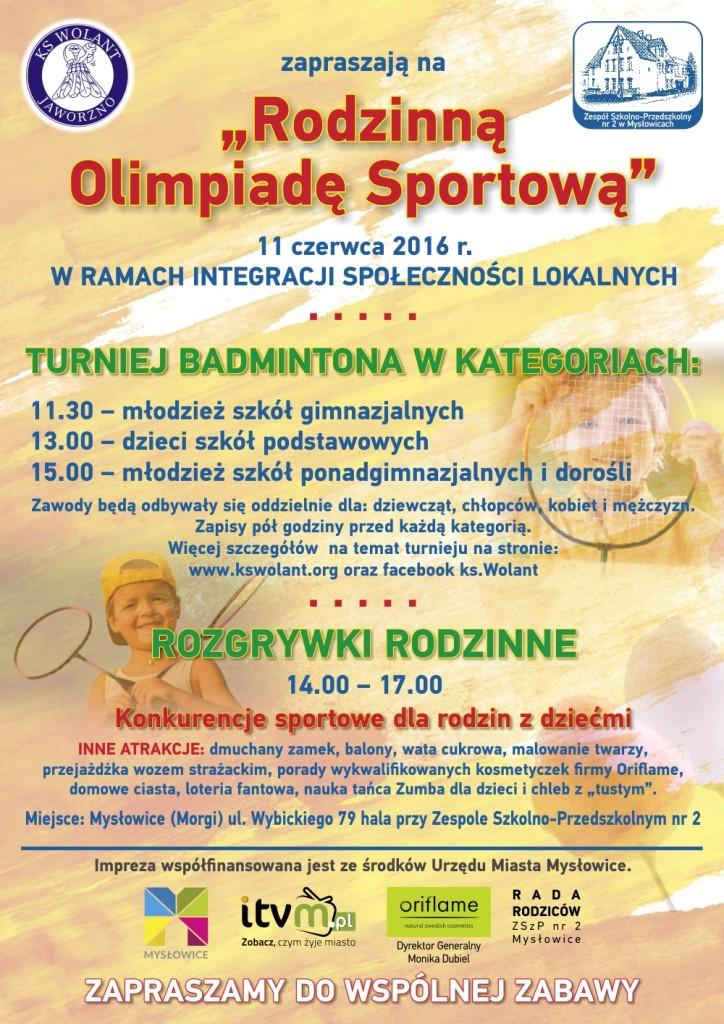 ZSZP2 - plakat zawody - 30v2016b