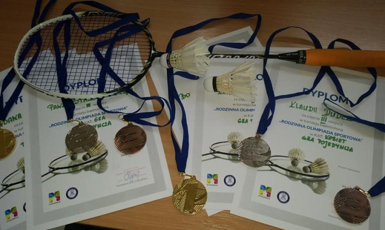 Rodzinny turniej w Mysłowicach