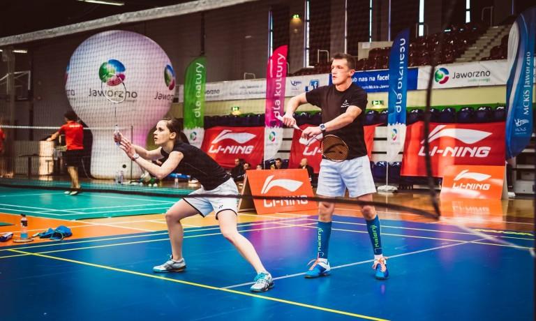 Święto badmintona w Jaworznie