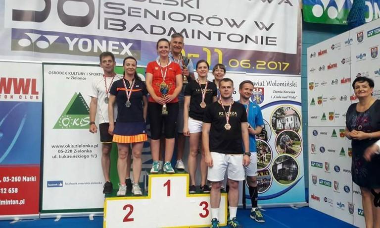 Brązowy medal Mistrzostw Polski dla Jaworzna