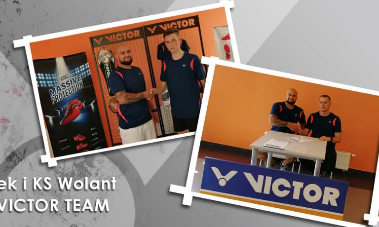 VICTOR TEAM partnerem KS WOLANT