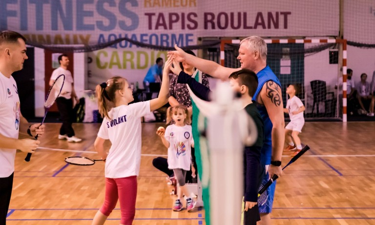 Letnia Szkoła Badmintona