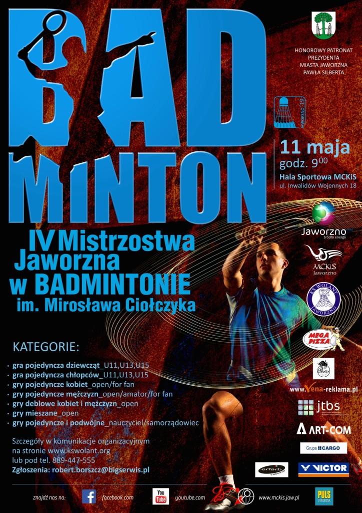 badminton_memoriał_plakat