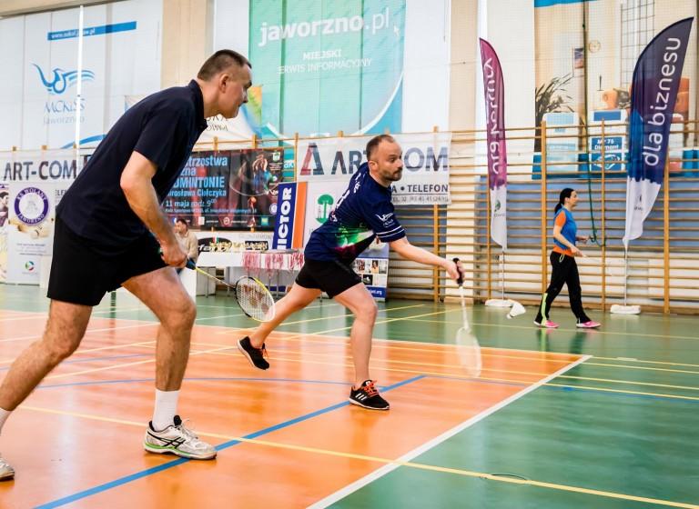 IV Mistrzostwa Jaworzna w Badmintonie im. Mirosława Ciołczyka